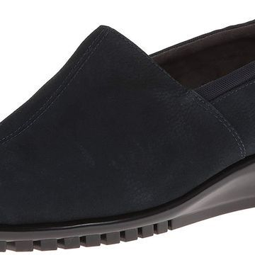Aerosoles Womens Back Bend Round Toe Loafers