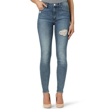 Women's Rock & Republic High Roller High-Waisted Skinny Jeans