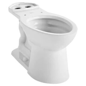 American Standard 3385A.100CP VorMax Plus 1 GPF Elongated Toilet Bowl - White