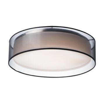 Maxim Lighting Prime 20 Inch 5 Light LED Flush Mount Prime - 10222BO - Modern Contemporary