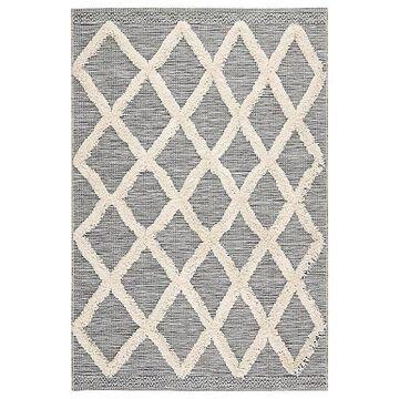 Bandalier Indoor/Outdoor Area Rug by Jaipur - Color: Grey (RUG142913)
