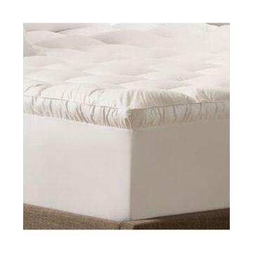 Serta Down Illusion Pillowtop Mattress Topper - California King