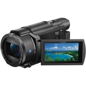Sony Handycam FDR-AX53 - camcorder - Carl Zeiss - storage: flash card