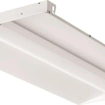 Lithonia Lighting 4-ft x 2-ft Neutral White LED Troffer | BLC2X44000LM35K