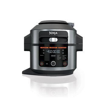 Ninja Foodi Pressure Cooker Steam Fryer In Stainless Steel/black