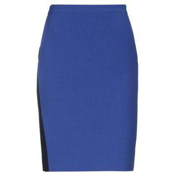 TRU TRUSSARDI Knee length skirt