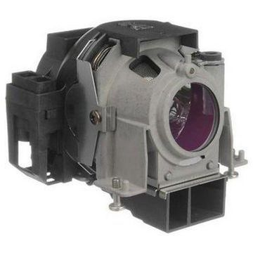 NEC NP62 Projector Housing with Genuine Original OEM Bulb