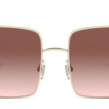 Miu Miu MU 56VS Neutral Prescription Sunglasses