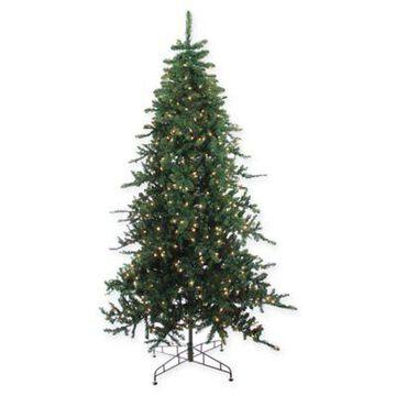 Northlight 7.5-Foot Pre-Lit Eden Fir Christmas Tree