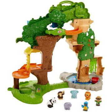 Fisher-Price - Little People Share & Care Safari Playset