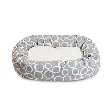 Majestic Pet Fusion Sherpa Bagel Dog Bed