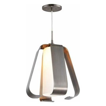 Woodbridge Lighting 14523 Bent 1 Light Pendant
