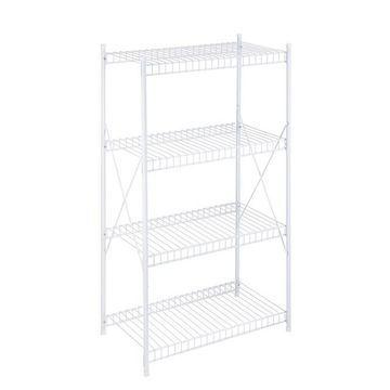 Honey-Can-Do 4 Tier Storage Shelf
