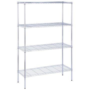 Honey Can Do 4 Shelf Storage Rack