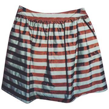 John Galliano \N Multicolour Polyester Skirts
