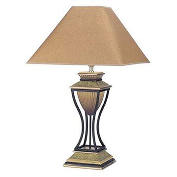 ORE International Home Decor Table Lamp, Antique Bronze