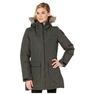 adidas Outdoor Xploric Parka (Legend Earth) Women's Coat