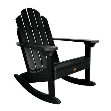 Highwood Classic Westport Adirondack Rocking Chair