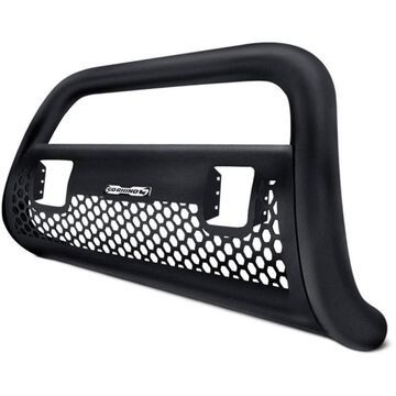 G2655182LT Go Rhino Bull Bar, steel go rhino charger rc2 powdercoated textured black