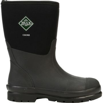 Muck Boots Men's Chore Mid Waterproof Work Boots