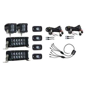 Hella H57-357212301 Valu Fit RGB Combo Kit