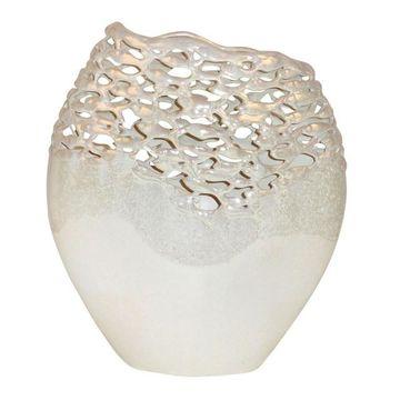 Pomeroy Ondine Large Ceramic Vase