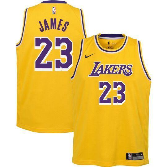 Nike Youth Los Angeles Lakers LeBro