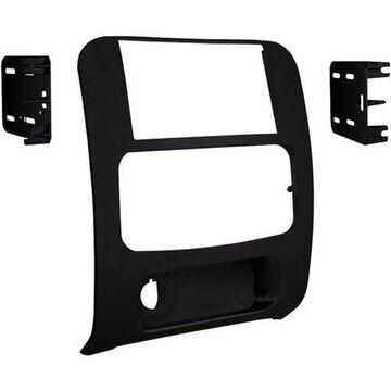 Metra - Dash Kit for Select 2002-2007 Jeep Liberty Vehicles - Matte black