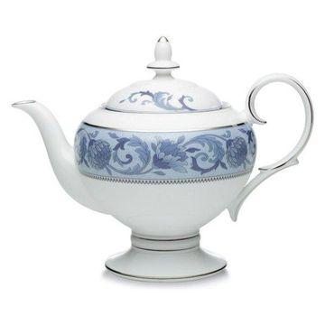 Noritake Sonnet in Blue Teapot
