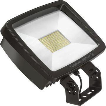Lithonia Lighting 17.75-in 25600-Lumen LED Dark Bronze Switch-Controlled Floodlight | TFX3LED40KYKDDBXD