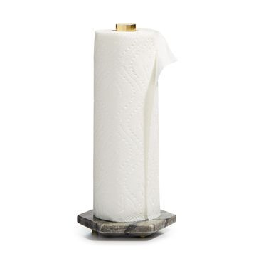 Countertop Marble Towel Holder, Created for Macy's