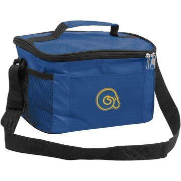 Albany State Golden Rams 6-Pack Kooler Tote