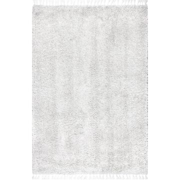 "nuLoom Belleza Plush Neva 5'3"" x 7'7"" Area Rugs"