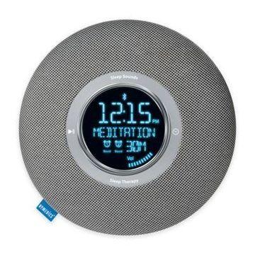 HoMedics Deep Sleep Revitalize Engineered Sleep Alarm Clock