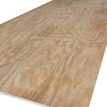 ReliaBilt 5/8-in x 4-ft x 8-ft Southern Yellow Pine Plywood Sheathing | 12242