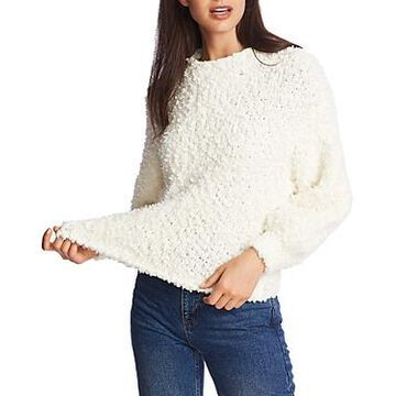 1.state Textured Knit Sweater