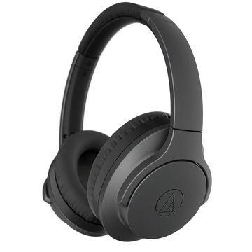Audio Technica Audio-Technica ATH-ANC700BTBK Wireless Noise-Canceling Headphones in Black