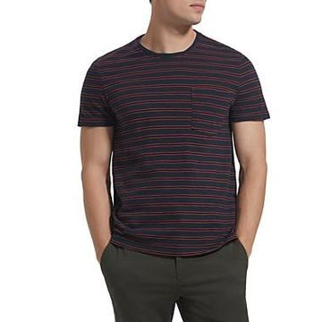 Atm Anthony Thomas Melillo Double-Striped Tee