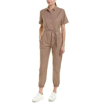 Monrow Belted Jumpsuit