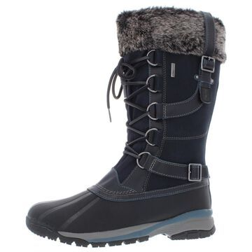 Jambu Womens Wisconsin Leather Cold Weather Winter Boots