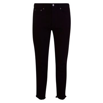 Givenchy Raw Cut Skinny Jeans