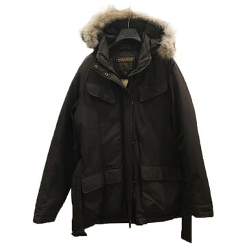 Woolrich \N Brown Synthetic Coats