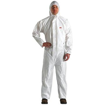 3M 49791 Disposable Protective Coverall Safety Work Wear 4510 XXL, 1 Case