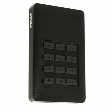 Encrypted Sata Iii Hard Drive Enclosure Black Password Protection Secure Storage