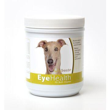 Healthy Breeds 840235145660 Italian Greyhound Eye Health Soft Chews - 75 Count