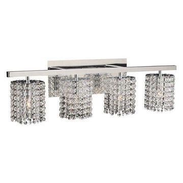 PLC Lighting 4-Light Vanity Rigga Collection 72196 PC