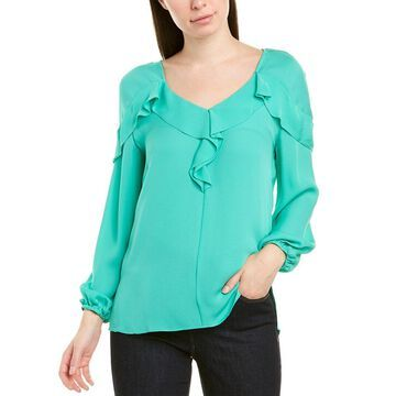 Kobi Halperin Womens Silk Top