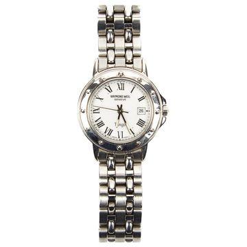 Raymond Weil Silver Steel Watches
