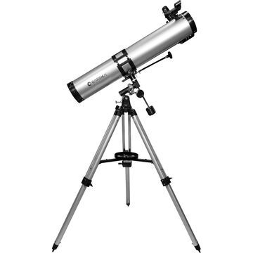 Competent Entry-Level Scope,Barska's Starwatcher 114mm f/7.9 eq Reflector Telescope