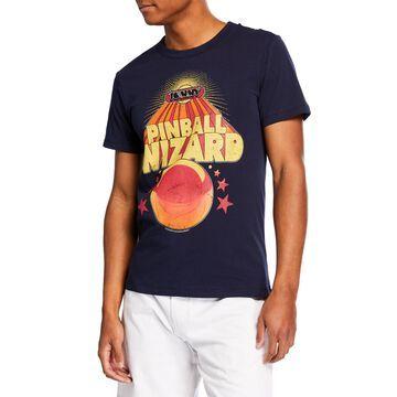 Men's The Who Pinball Star T-Shirt